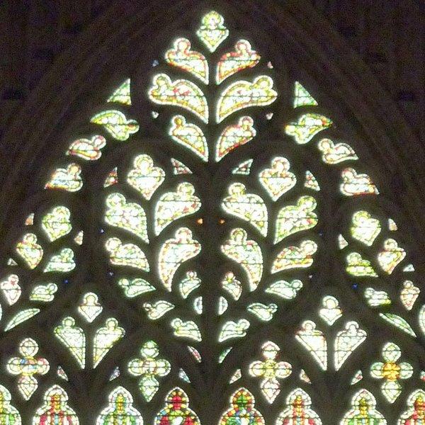 Detail from York Minster