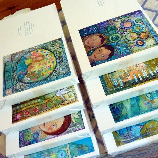 8 kort til salg
