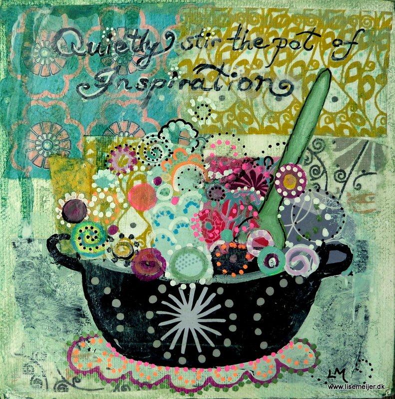 Pot of Inspiration